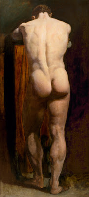 Image result for william etty male nude