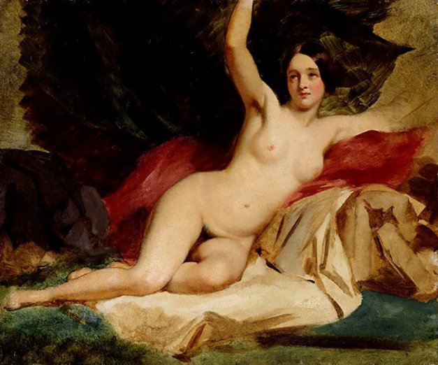 Image result for william etty painting female nude